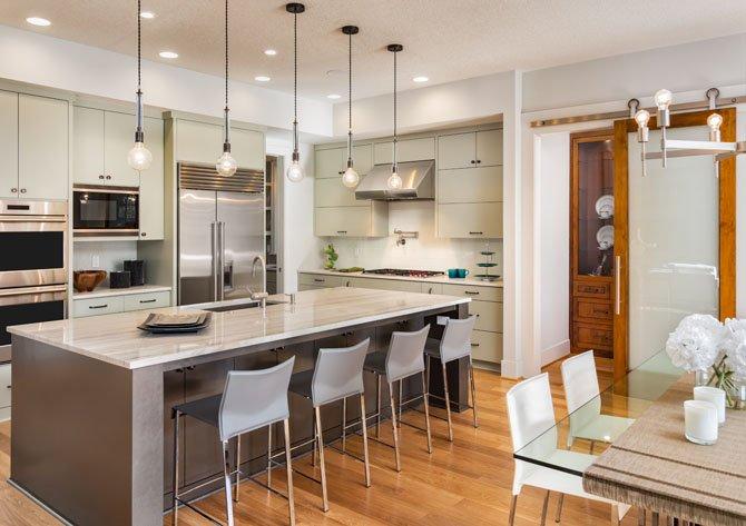 Kitchen Remodeling in Los Altos, CA