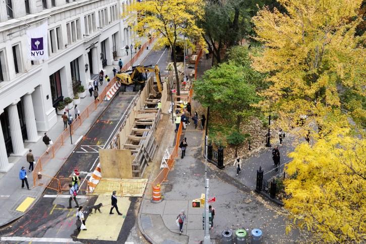 Autumn Construction